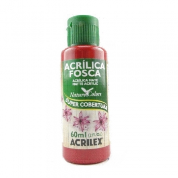TINTA ACRILEX  ACRIL.FOSCA 60 ML 550 PURPURA