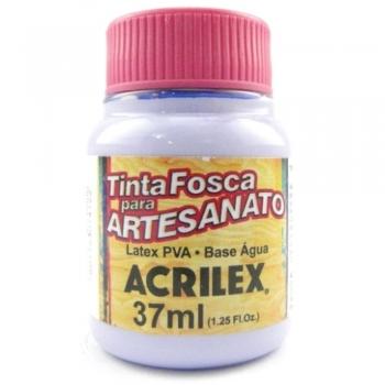 TINTA ACRILEX FOSCA P/ARTES. 37 ML 809 LILAZ BEBE
