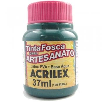 TINTA ACRILEX FOSCA P/ARTES. 37 ML 511 VD BANDEIRA