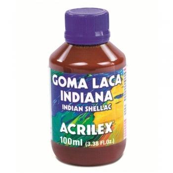 GOMA LACA INDIANA 100 ML ACRILEX