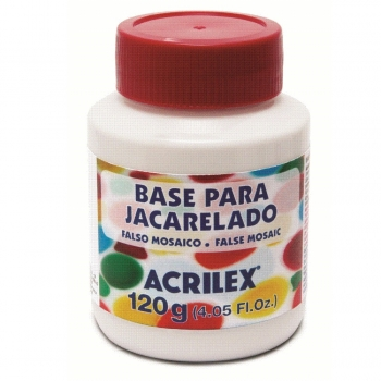 BASE PARA JACARELADO ACRILEX 120G