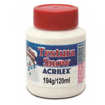 TEXTURA SNOW ACRILEX 120 ML