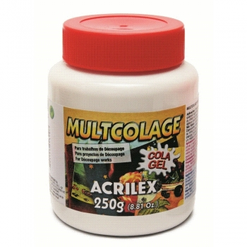 MULTCOLAGE ACRILEX 250 ML