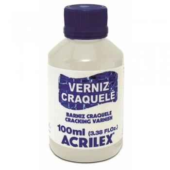 VERNIZ CRAQUELE ACRILEX 100 ML