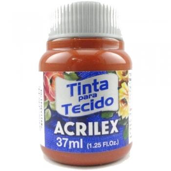 TINTA TECIDO FOSCA ACRILEX 37 ML 506-CERAMICA