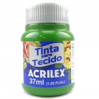 TINTA TECIDO FOSCA ACRILEX 37 ML 513 VD.MUSGO