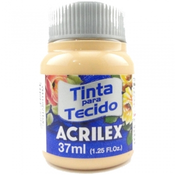 TINTA TECIDO FOSCA ACRILEX 37 ML 538 AM.PELE