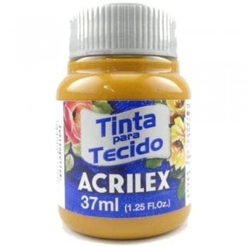 TINTA TECIDO FOSCA ACRILEX 37 ML 539 SIENA NATURAL