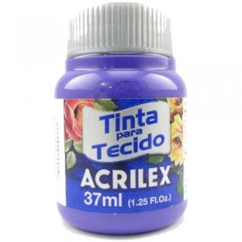 TINTA TECIDO FOSCA ACRILEX 37 ML 540 VIOL.COBALTO