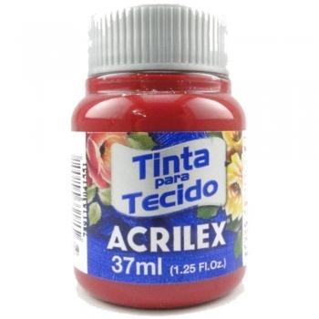 TINTA TECIDO FOSCA ACRILEX 37 ML 550 PURPURA
