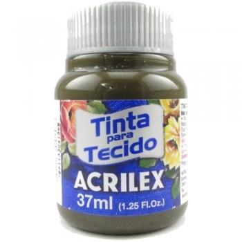 TINTA TECIDO FOSCA ACRILEX 37 ML 551 SEPIA