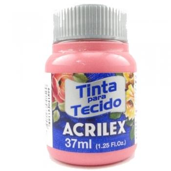 TINTA TECIDO FOSCA ACRILEX 37 ML 567 ROSA CHA