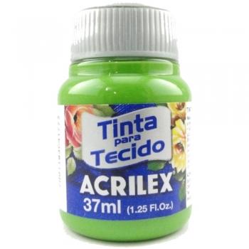 TINTA TECIDO FOSCA ACRILEX 37 ML 572 VD.ABACATE