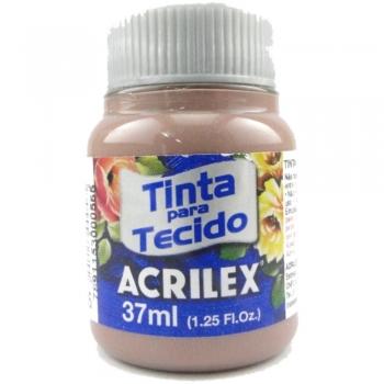 TINTA TECIDO FOSCA ACRILEX 37 ML 585 CAPUCCINO