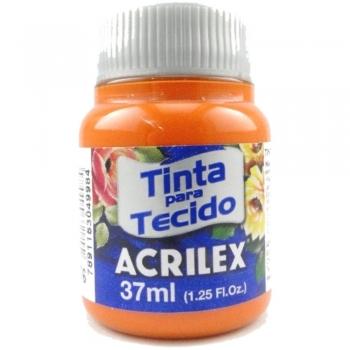 TINTA TECIDO FOSCA ACRILEX 37 ML 576 CENOURA
