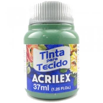 TINTA TECIDO FOSCA ACRILEX 37 ML 594 VERDE SECO