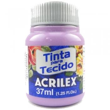 TINTA TECIDO FOSCA ACRILEX 37 ML 638 FLOR DE MALVA
