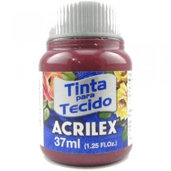 TINTA TECIDO FOSCA ACRILEX 37 ML 804 FUCHSIA