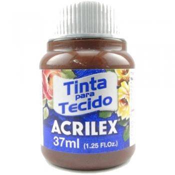 TINTA TECIDO FOSCA ACRILEX 37 ML 807 JACARANDA