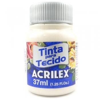 TINTA TECIDO FOSCA ACRILEX 37 ML 817 AREIA