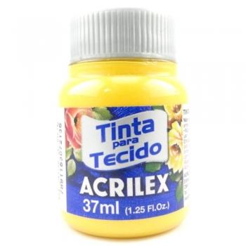 TINTA TECIDO FOSCA ACRILEX 37 ML 895 MELAO