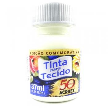 TINTA TECIDO FOSCA ACRILEX 37 ML 897 VERDE SOFT