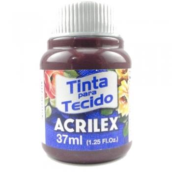 TINTA TECIDO FOSCA ACRILEX 37 ML 995 UVA