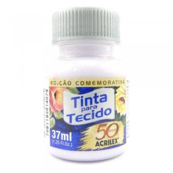 TINTA TECIDO FOSCA ACRILEX 37 ML 809 LILAS BEBE