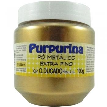 PURPURINA OURO DUCADO 100 GR GLITER