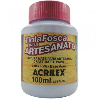 TINTA ACRILEX FOSCA P/ARTES.100 ML 587 LAVANDA