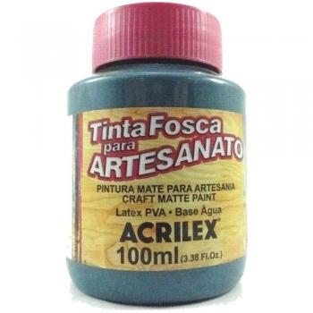 TINTA ACRILEX FOSCA P/ARTES.100 ML 558 VD VIVO