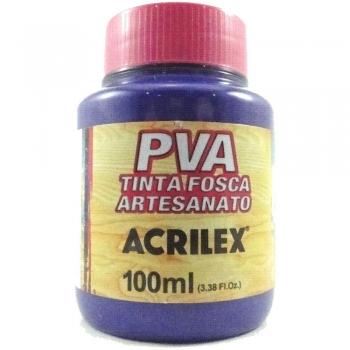 TINTA ACRILEX FOSCA P/ARTES.100 ML 516 VIOLETA
