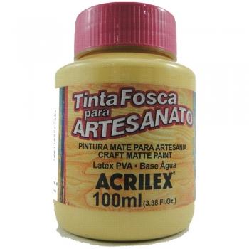 TINTA ACRILEX FOSCA P/ARTES.100 ML 525 CAMURCA