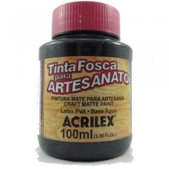 TINTA ACRILEX FOSCA P/ARTES.100 ML 571 VD ESMERALD