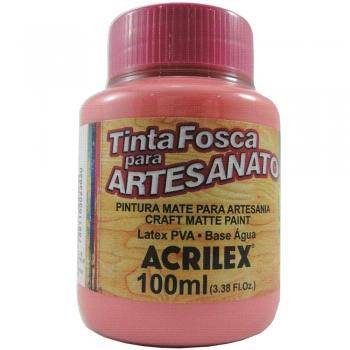 TINTA ACRILEX FOSCA P/ARTES.100 ML 567 RS CHA