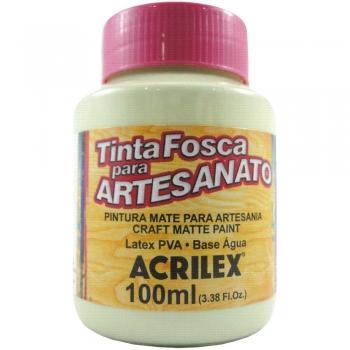 TINTA ACRILEX FOSCA P/ARTES.100 ML 820 VD PRIMAVER