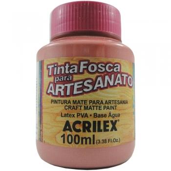 TINTA ACRILEX FOSCA P/ARTES.100 ML 828 RS ANTIGO
