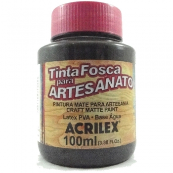 TINTA ACRILEX FOSCA P/ARTES.100 ML551 SEPIA