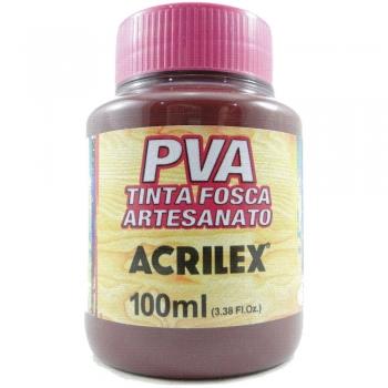 TINTA ACRILEX FOSCA P/ARTES.100 ML 914 ARANDANO