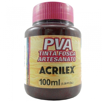 TINTA ACRILEX FOSCA P/ARTES.100ML 595 BORDEAUX