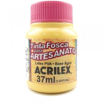 TINTA ACRILEX FOSCA P/ARTES. 37 ML 895 MELAO