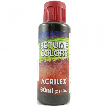 BETUME COLOR ACRILEX 60 ML 958 MAHOGANY