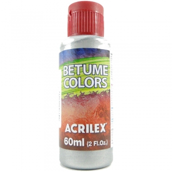 BETUME COLOR ACRILEX 60 ML 599 ALUMINIO