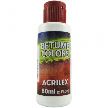 BETUME COLOR ACRILEX 60 ML 519 BRANCO