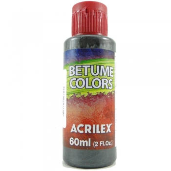 BETUME COLOR ACRILEX 60 ML 530 GRAFITE
