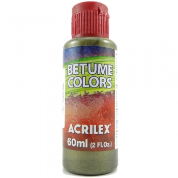 BETUME COLOR ACRILEX 60 ML 556 BRONZE