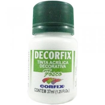 TINTA DECORFIX FOSCA 37 ML 301 BRANCO