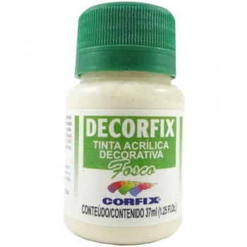 TINTA DECORFIX FOSCA 37 ML 306