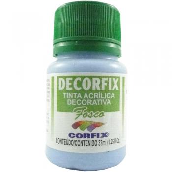TINTA DECORFIX FOSCA 37 ML 387 AZUL BEBE