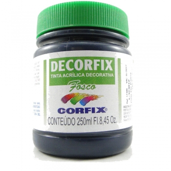 TINTA DECORFIX FOSCA 250 ML 350
